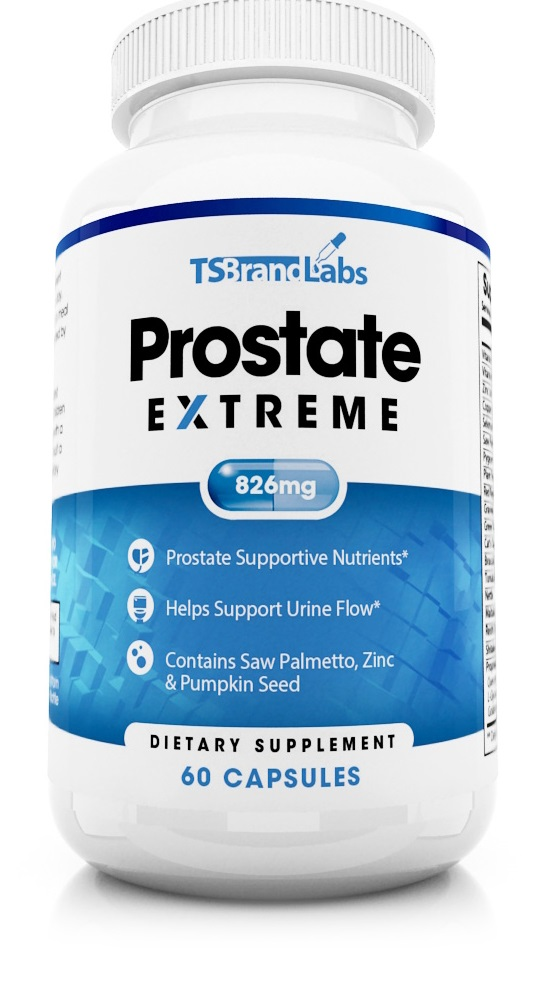 Prostate Extreme Is An All Natural Prostate Supplement